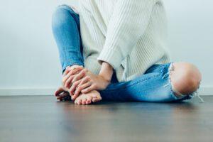 Flexibele voet